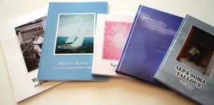 Kirjojen toimitus- ja julkaisupalvelut